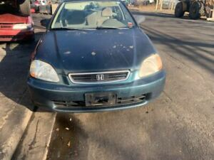 Manual Transmission Sohc 1 6l Base Sedan Fits 96 00 Civic 263999