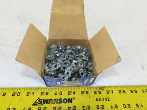 M6x1 0 Spring Unistrut Style Channel Nut Lot Of 150