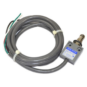 New Micro Switch 914ce28 6 Roller Plunger Limit Switch Spdt 28vdc W 6ft Cable