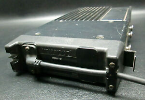 Kenwood Tk 630h Low Band Fm Transceiver Radio Krk 2 Tk630