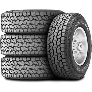 4 New Hankook Dynapro Atm 265 70r17 113t A t All Terrain Tires