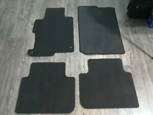 Honda Accord Sedan Black Carpet Floor Mats Oem Brand New 13 14 15 16 17