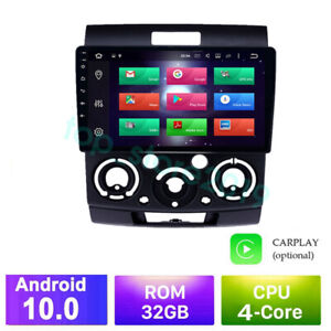 Android 10 Car Dvd Player Gps Navi Stereo For Mazda Bt 50 For Ford Ranger 06