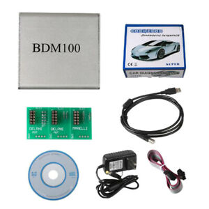 Bdm100 V1255 Ecu Flasher Chip Tuning Programmer Interface Obd Code Reader Fctja
