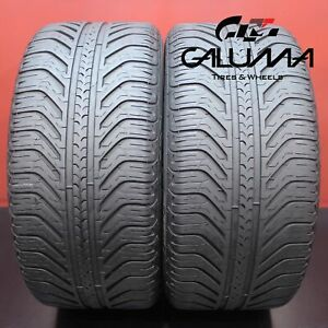 2 Tires Hard To Find Michelin Pilot Sport A s Plus 255 40zr17 255 40 17 53858
