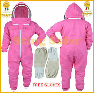 Personal Protective Coveralls Beekeepers Bee Suit Bee Suit With Free Gloves