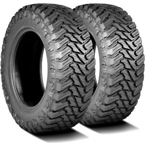 2 New Atturo Trail Blade M T Lt 37x13 50r22 Load E 10 Ply Mt Mud Tires