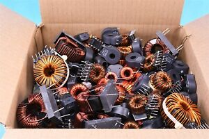 Wholesale Lot Vitec Toroid Inductor High Power Current Sensing Inductors