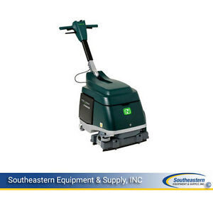 Demo Nobles Speed Scrub 15 Battery Cylindrical Scrubber