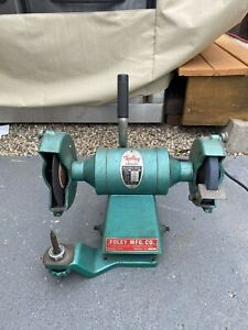 Foley Grinder Model 314 Saw Blade Shaping And Sharpening Working Great Usa Made