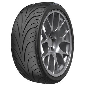 2 New Federal 595rs r 205 50zr16 87w High Performance Tires