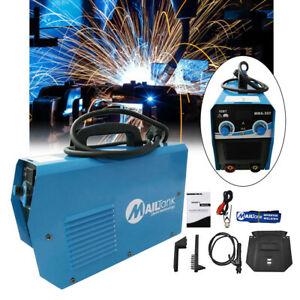 300 Amp Mma 300 Inverter Portable Digital Welder Stick Welding Machine 220v