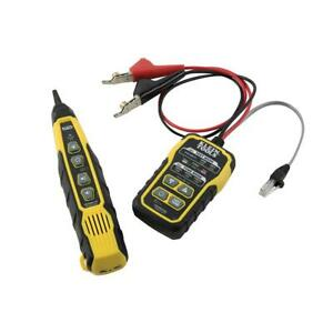 Klein Tools Tone Generator Tracing Probe Kit Non Active Wiring Tester Worklight