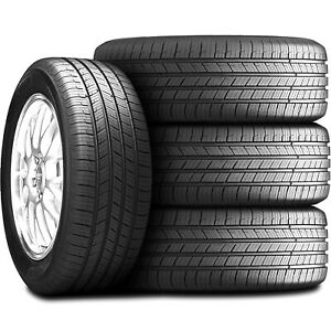 4 New Michelin Defender T H 235 55r17 99h As All Season A S Tires