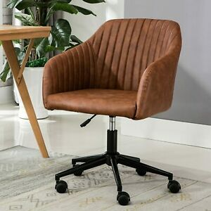 Porthos Home Adjustable Height Fabric Office Desk Chair With Arms