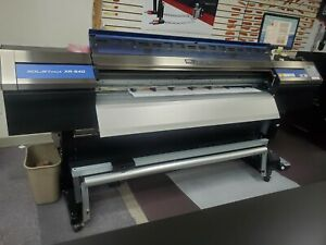Roland Soljet Pro4 Xr 640 Printer And Royal Sovereign Rsc 1650ls Laminator