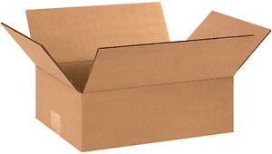 Small Cardboard Delivery Boxes Packing Shipping Mailing Moving Set