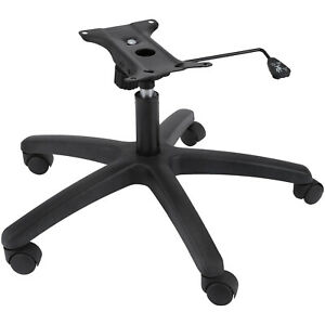 Office Chair Base 28 Inch Swivel Chair Base Bottom Plate Replacement Heavy Duty