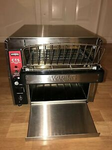 Waring cts1000 450 Slices hr Commercial Conveyor Toaster