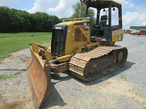 Caterpillar D3k Lgp 6 Way Dozer W shaker Blade Orops Very Clean