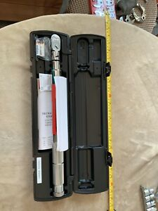 Snap On Atech2fs100 Digitial Torque Wrench 3 8 Drive New