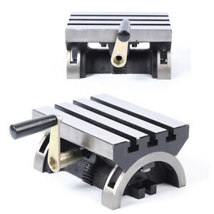 Tilting 5 X 7 Table For Milling Machines Swivel Angle Plate Adjustable Plate