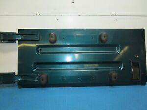 97 03 Jeep Wrangler Tj Tailgate Trunk Door Green With Hinges Factory Mopar