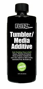 Flitz TA 04885 Green Tumbler Media Additive 7.6-Ounce Bottle $43.89