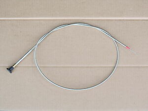 Stop Cable 52 For Massey Ferguson Mf 1004t 231 240p 261 550 565 575 590 675