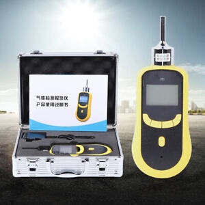 Pro Ozone Detector Pump Suction Ozone Concentration Tester Ozone Gas Monitors Us