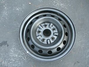 One Factory 1993 To 2000 Toyota Camry 14 Inch Steel Wheel