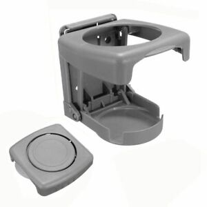 Universal Auto Drink Bottle Holder Cup Stand Car Truck Folding Mount