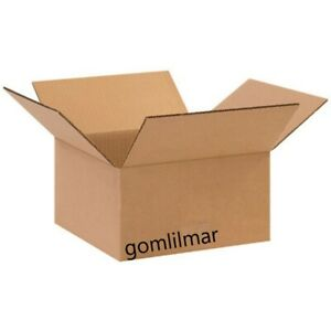 25 Corrugated Boxes 16 X 12 X 10 Cardboard Shipping Box Moving Cartons