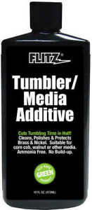 Flitz Tumbler Media Additive 473 Ml 16 Oz Bottle Model: TA04806 $36.07