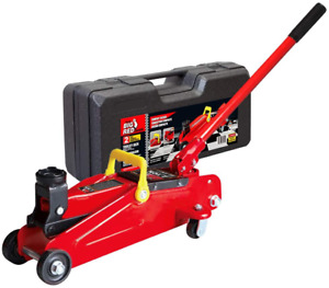 Big Red T82012 Torin Hydraulic Trolley Floor Service Floor With Blow Mold Carryi