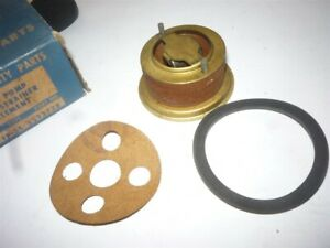 1952 1955 Ford Truck Lincoln Fuel Pump Gas Strainer Element Nos