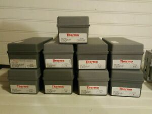 Thermo Scientific Hollow Cathode Lamp Set Of 9 Various