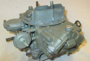 Oem Gm Holley Carb List 4346 1969 Chevy 396 375hp 427 425hp Yenko Copo Dated 8a3