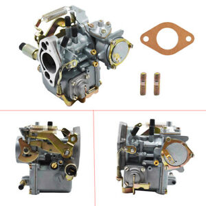 Carburetor For Vw Beetle 30 31 Pict 3 Type 1 2 Bug Bus Ghia 113129029a