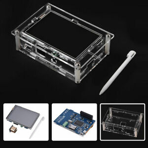 3 5inch Hdmi Lcd Touch Display Screen For Raspberry Pi 2 3 With Acrylic Case Gdt