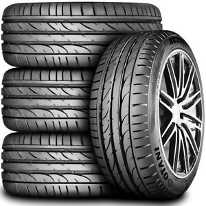 4 New Otani Kc2000 235 55zr19 235 55r19 105w Xl A S High Performance Tires
