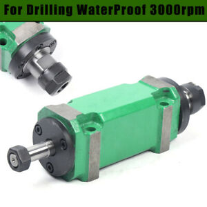 Power Head 750w Spindle 3000 8000rpm Cutting milling drilling Device Waterproof