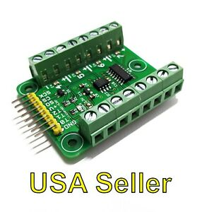 Octo 8 Max31855 Thermocouple Breakout Board For 5v Systems type K K type