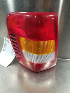99 00 01 02 03 Jeep Grand Cherokee Tail Light Assembly Left