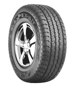 Jk Tyre Blazze X A T Lt 265 75r16 Load E 10 Ply At All Terrain Tire