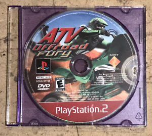 ATV Offroad Fury (Sony PlayStation 2  2001) Disc Only FREE Shipping