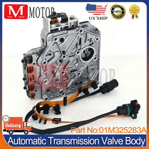 01m325283a Oeautomatic Transmission Valve Body Suit For Vw Jetta Golf Beetle Car