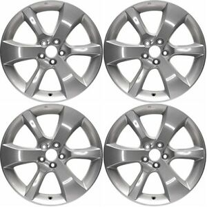 New Set Of 4 17 X 7 Replacement Wheel Rim For 2013 2014 Subaru Legacy Outback