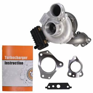 For Mercedes Sprinter Freightliner Turbo Turbocharger W Electric Actuator Us