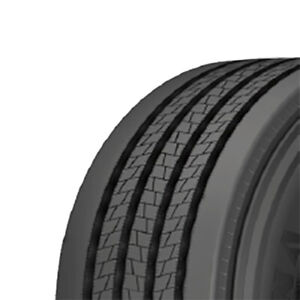 4 New Zenna Ap250 235 75r17 5 Load H 16 Ply Steer Commercial Tires